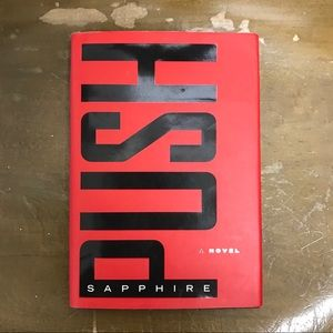 🖤FREE with purchase: Push by Sapphire Hardcover